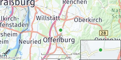 Google Map of Bohlsbach
