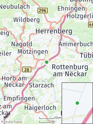 Here Map of Wendelsheim