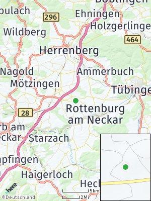 Here Map of Seebronn