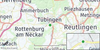 Google Map of Derendingen