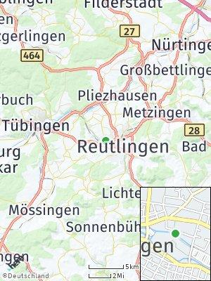 Here Map of Betzingen