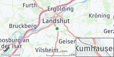 Google Map of Kumhausen
