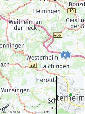 Here Map of Westerheim