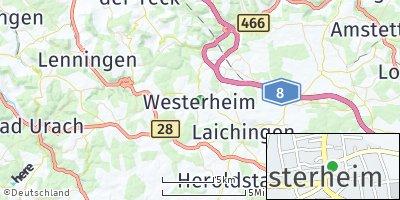 Google Map of Westerheim