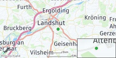 Google Map of Salzdorf