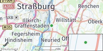 Google Map of Goldscheuer
