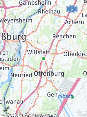 Here Map of Griesheim