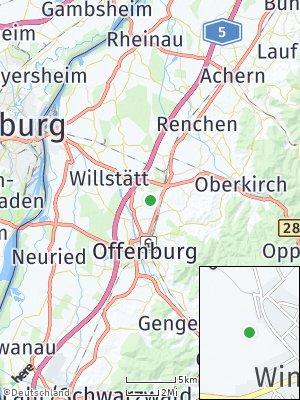 Here Map of Windschläg