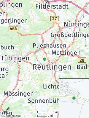 Here Map of Degerschlacht