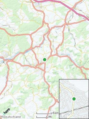 Here Map of Sondelfingen