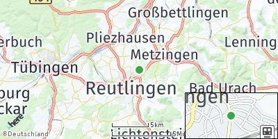 Google Map of Sondelfingen