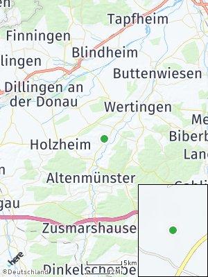 Here Map of Villenbach