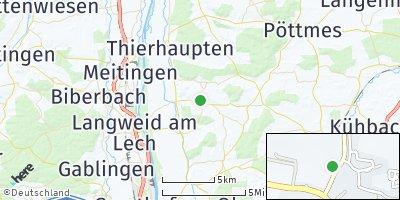 Google Map of Aindling