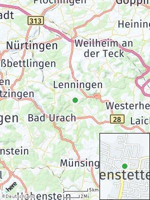 Here Map of Grabenstetten