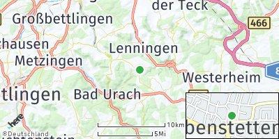 Google Map of Grabenstetten