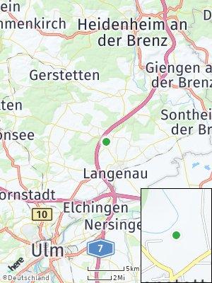 Here Map of Nerenstetten