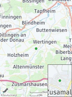 Here Map of Zusamaltheim