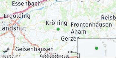 Google Map of Kröning