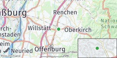 Google Map of Appenweier
