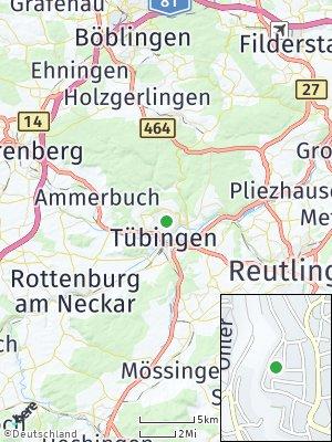 Here Map of Gartenstadt