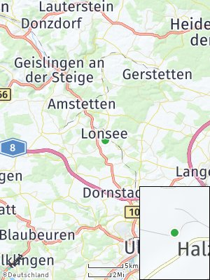 Here Map of Lonsee