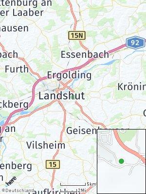Here Map of Moniberg