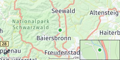 Google Map of Heselbach