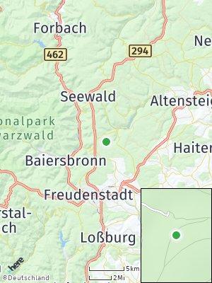 Here Map of Igelsberg