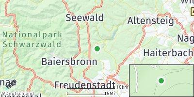 Google Map of Igelsberg