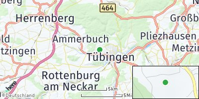 Google Map of Hagelloch