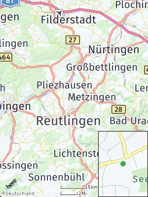 Here Map of Reicheneck