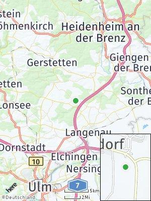 Here Map of Ballendorf