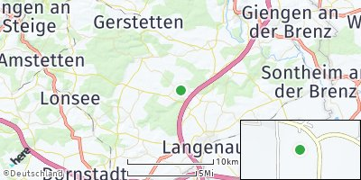 Google Map of Ballendorf