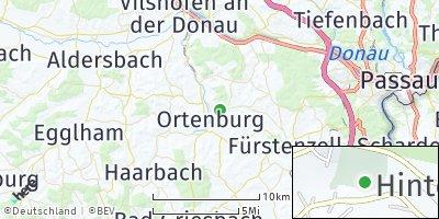 Google Map of Ortenburg