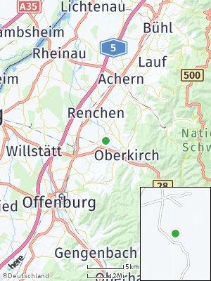 Here Map of Stadelhofen