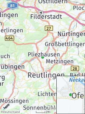Here Map of Oferdingen