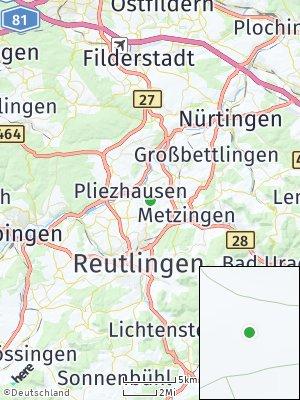 Here Map of Mittelstadt