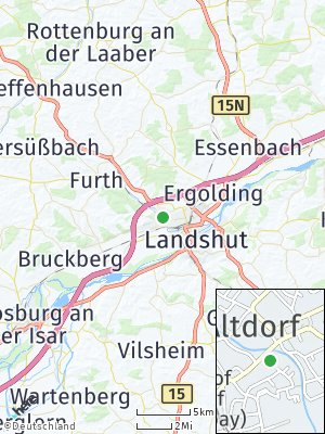 Here Map of Altdorf