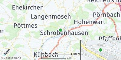 Google Map of Steingriff