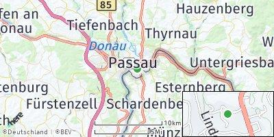 Google Map of Innstadt