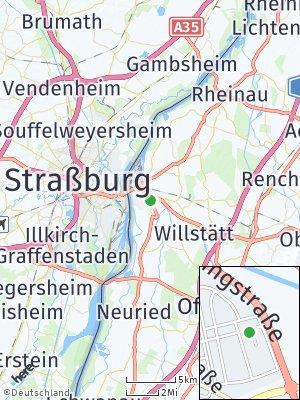 Here Map of Sundheim