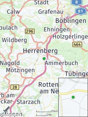 Here Map of Gültstein