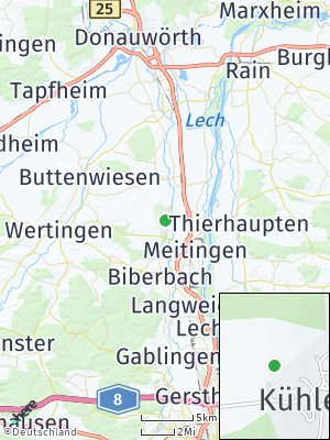 Here Map of Kühlenthal