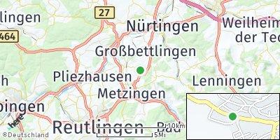 Google Map of Grafenberg
