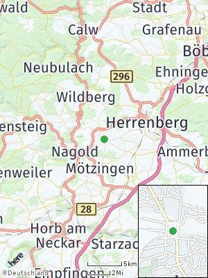 Here Map of Jettingen