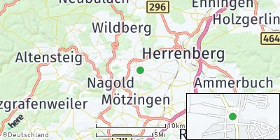 Google Map of Jettingen
