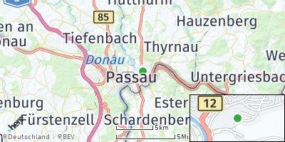 Google Map of Untersölden