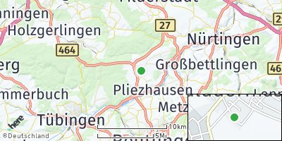 Google Map of Walddorfhäslach