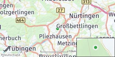 Google Map of Altenriet