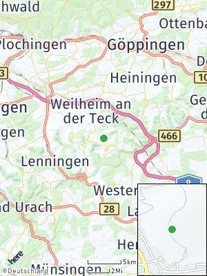 Here Map of Neidlingen
